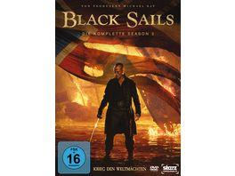 Black Sails Season 3 4 DVDs
