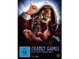 Deadly Games Stille Nacht toedliche Nacht Limited Edition 3 BRs