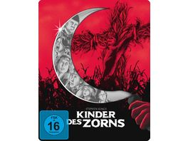 Kinder des Zorns I III Limited SteelBook uncut