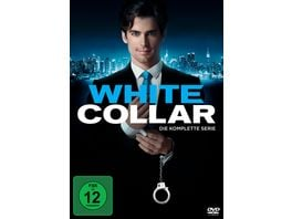 White Collar Complete Box 22 DVDs