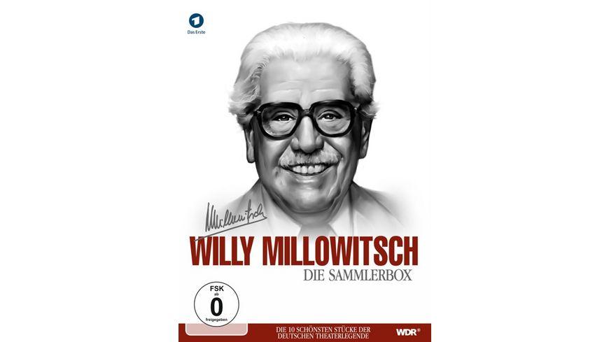 Willy Millowitsch Die Sammelbox