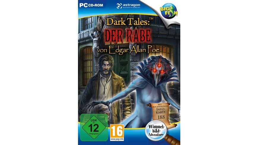 Dark Tales Der Rabe von Edgar Allan Poe