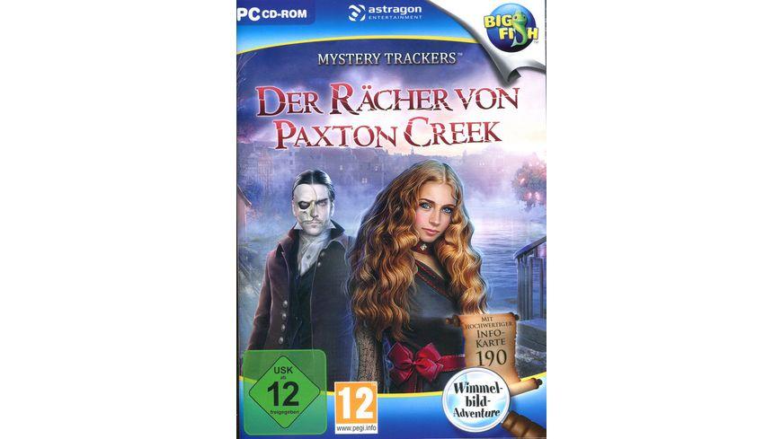 Mystery Trackers Der Raecher von Paxton Creek