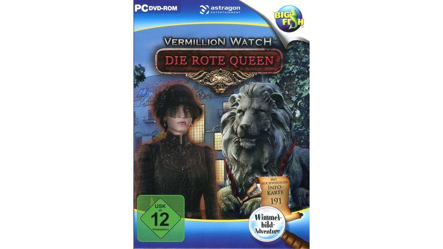 Vermillion Watch Die rote Queen