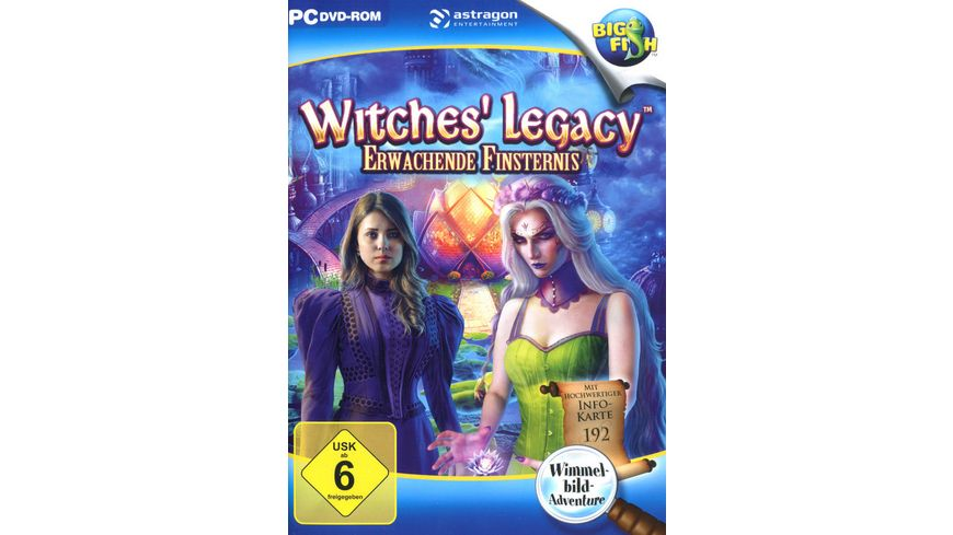 Witches Legacy Erwachende Finsternis