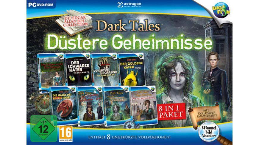 Dark Tales Duestere Geheimnisse 8 in 1 Paket