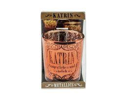 H H Metallics Kerze Katrin