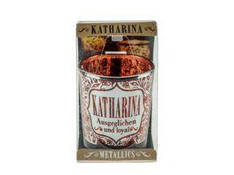 H H Metallics Kerze Katharina