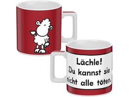sheepworld Tasse LAeCHLE