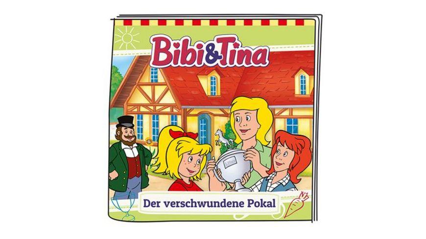 tonies Hoerfigur fuer die Toniebox Bibi Tina Der verschwundene Pokal