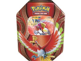 Pokemon Sammelkartenspiel Ho Oh GX Tin 68