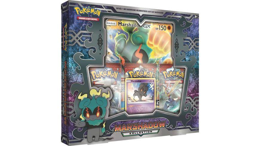 Pokemon Sammelkartenspiel Marshadow Box