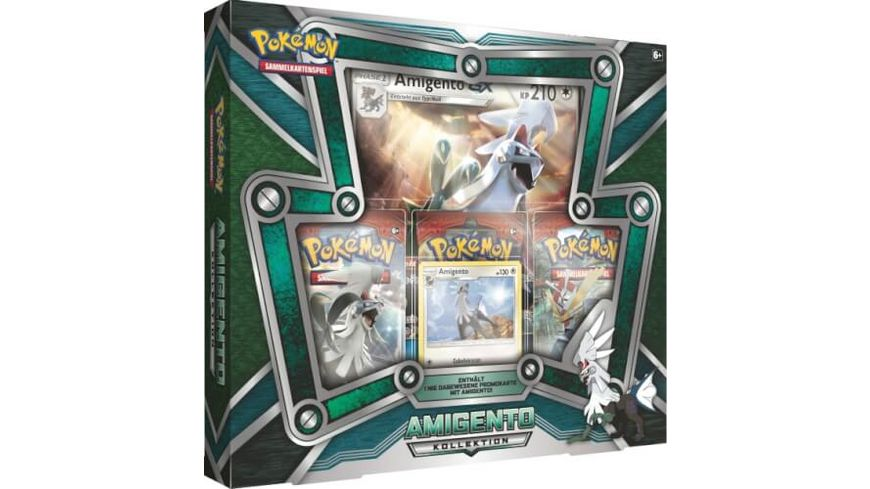 Pokemon Sammelkartenspiel Box Amigento