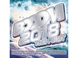 Booom 2018 The First