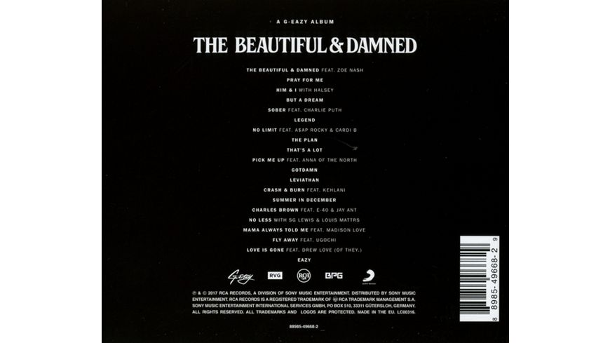 The Beautiful Damned