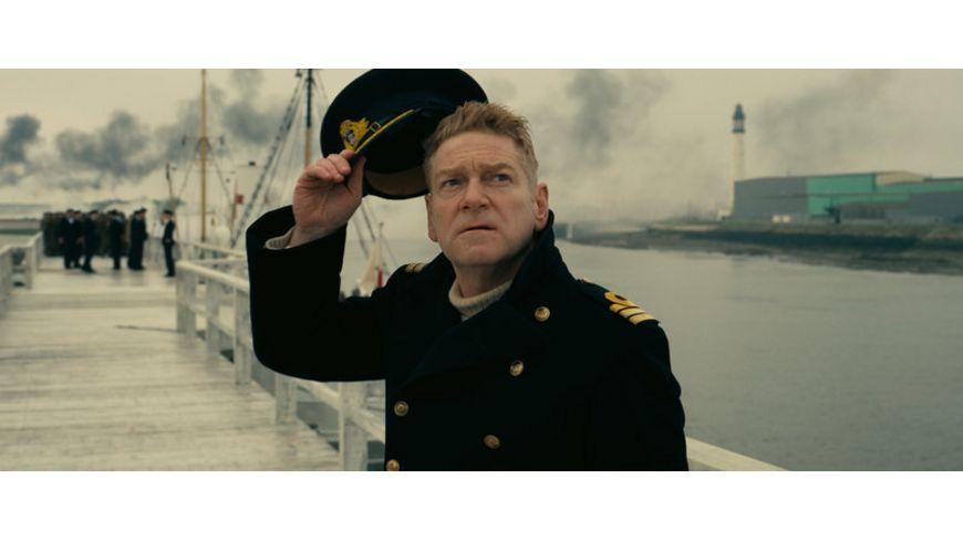 Dunkirk 4K Ultra HD Blu ray Bonus Disc