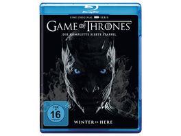 Game of Thrones Staffel 7 Conquest und Rebellion Bonus Disc 3 BRs