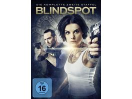 Blindspot Die komplette 2 Staffel 5 DVDs