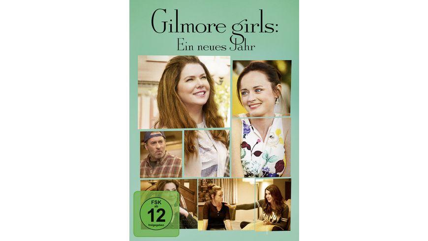 Gilmore Girls Ein neues Jahr 2 DVDs