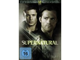 Supernatural Staffel 11 6 DVDs