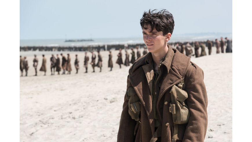 Dunkirk Bonus Blu ray