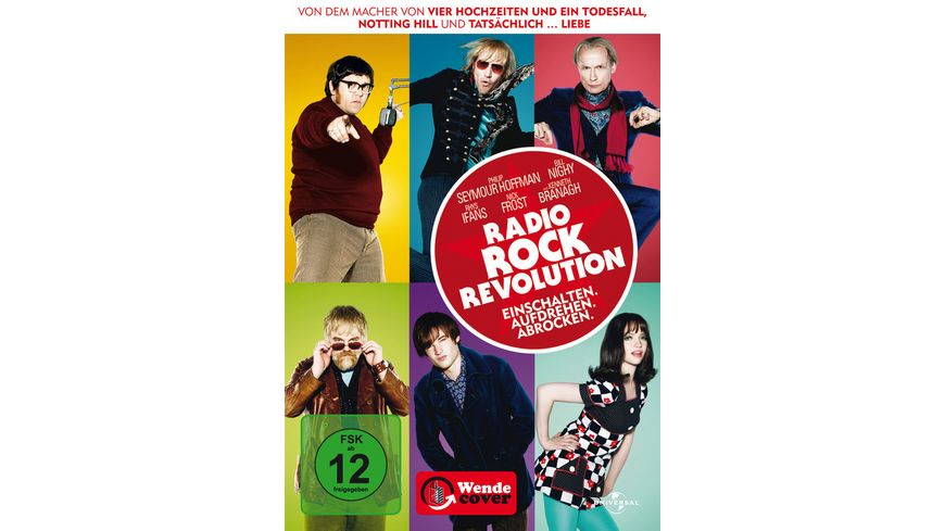 Radio Rock Revolution 2 DVDs
