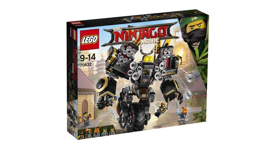 LEGO Ninjago 70632 Cole s Donner Mech