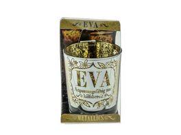 H H Metallics Kerze Eva