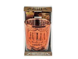 H H Metallics Kerze Julia