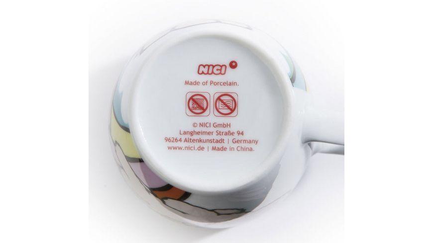 NICI Tasse Theodor Friends Porzellan Fancy Mug