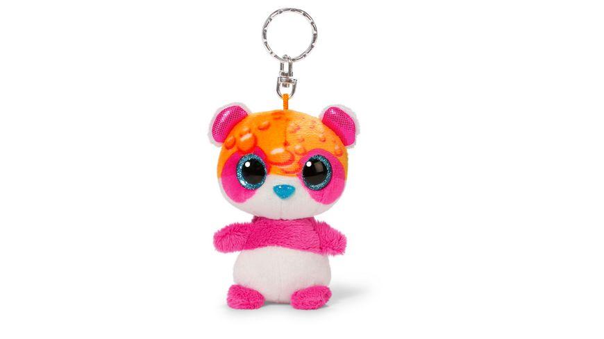 NICI Schluesselanhaenger NICIdoos Panda Gingsgungs Sirup Edition BeanBag 9cm