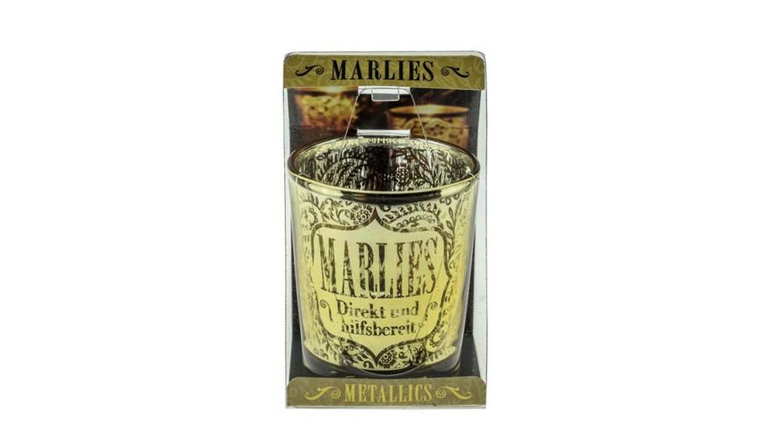 H H Metallics Kerze Marlies