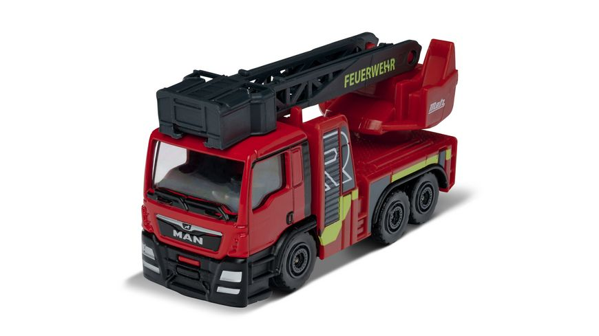 Majorette S O S MAN TGS Feuerwehr