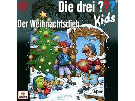 057 Der Weihnachtsdieb
