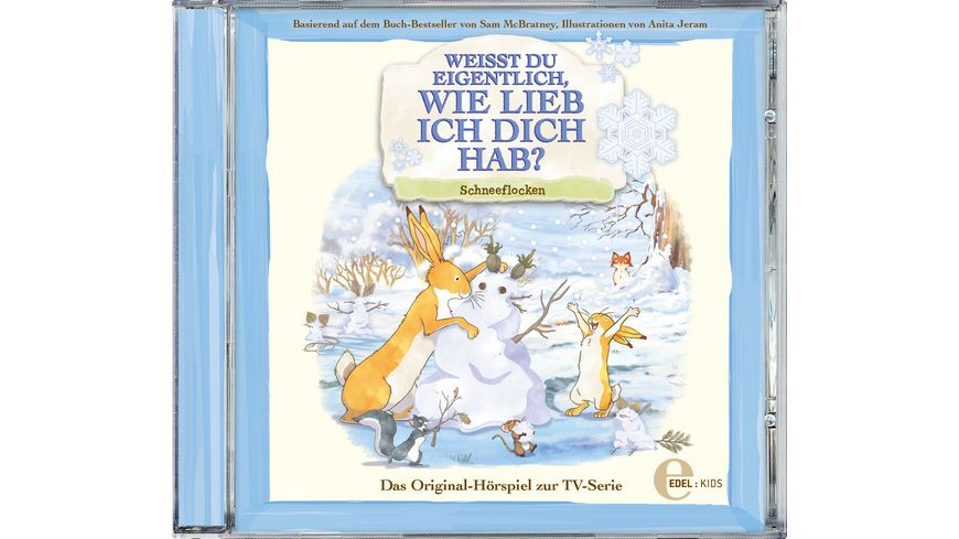 Original Hoerspiel z TV Serie Schneeflocken