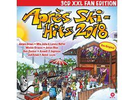 Apres Ski Hits 2018 XXL Fan Edition