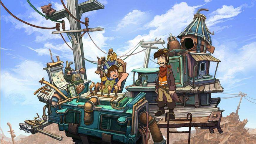 Deponia Family Pack