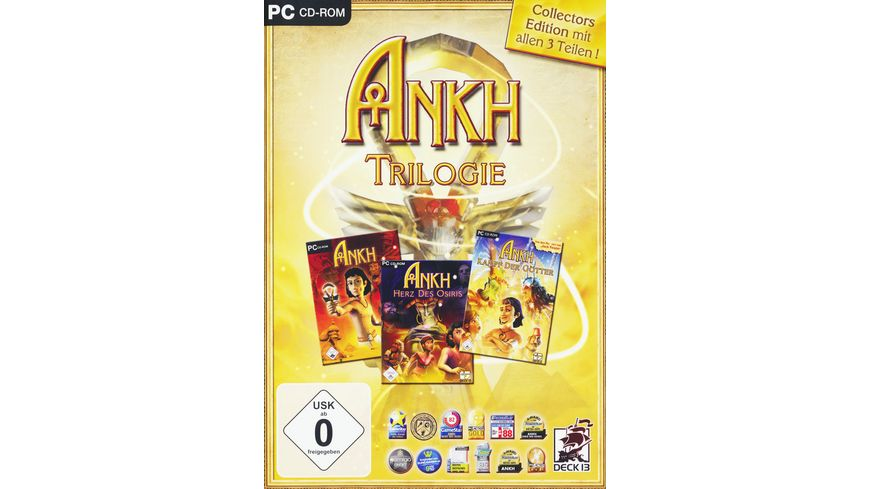 Ankh Collectors Edition