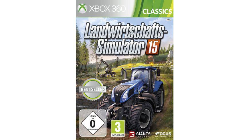 Landwirtschafts Simulator 2015
