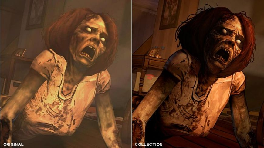 The Walking Dead Collection The Telltale Series