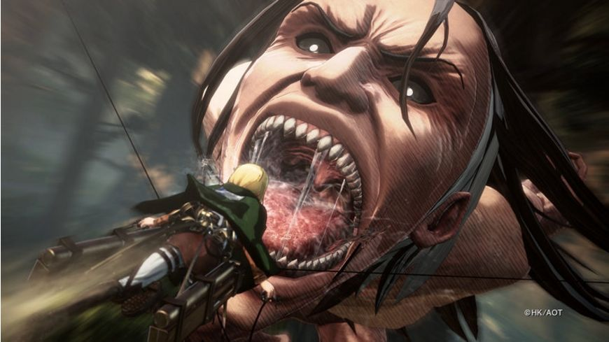 Attack on Titan 2 A O T