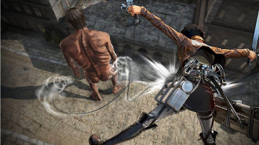 Attack on Titan 2 A O T