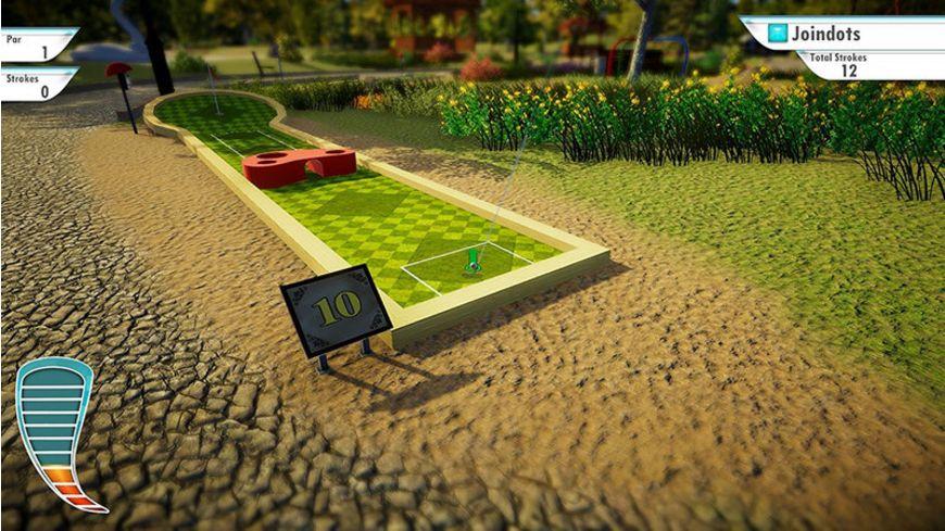 3D Mini Golf