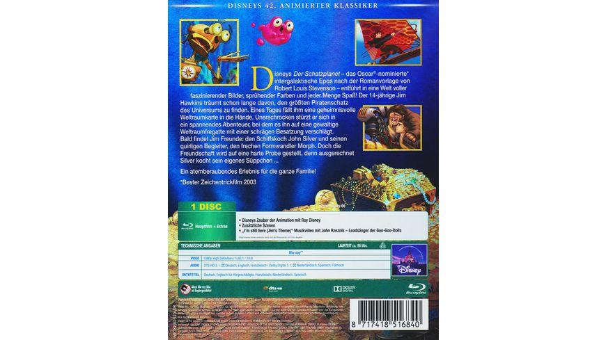 Der Schatzplanet Disney Classics 42