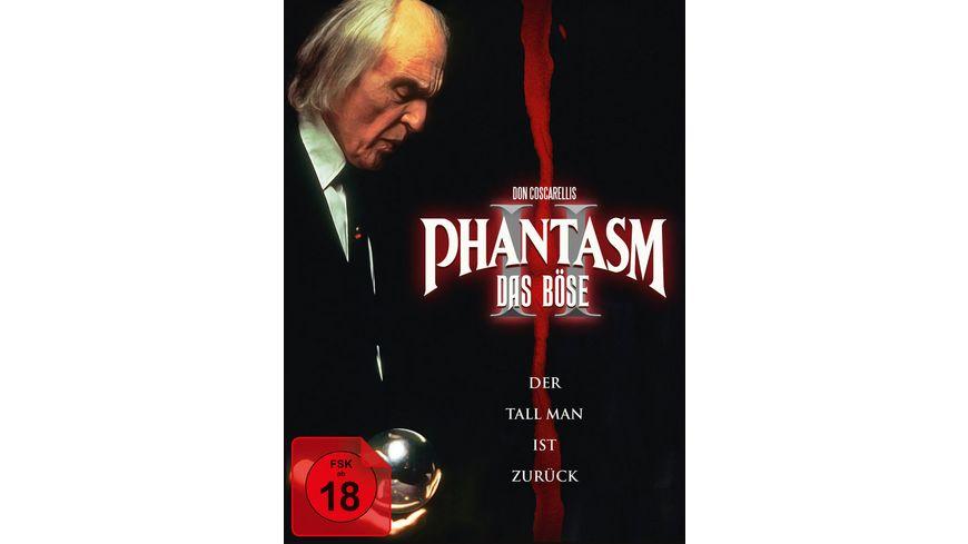 Phantasm II Das Boese II Mediabook Version C DVD Bonus DVD