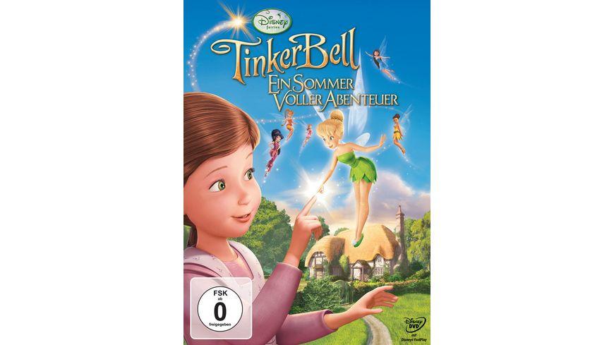 TinkerBell Ein Sommer voller Abenteuer