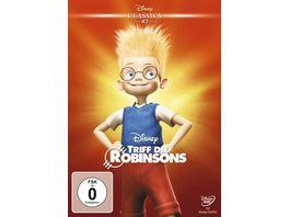 Triff die Robinsons Disney Classics