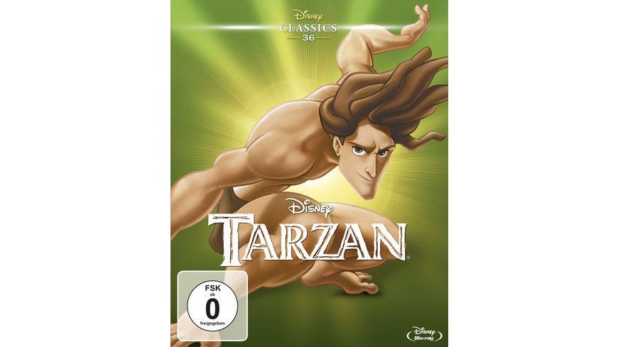 Tarzan Disney Classics 36
