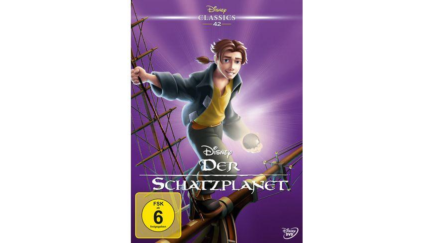 Der Schatzplanet Disney Classics