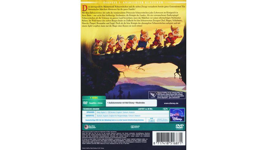 Schneewittchen und die 7 Zwerge Disney Classics 1